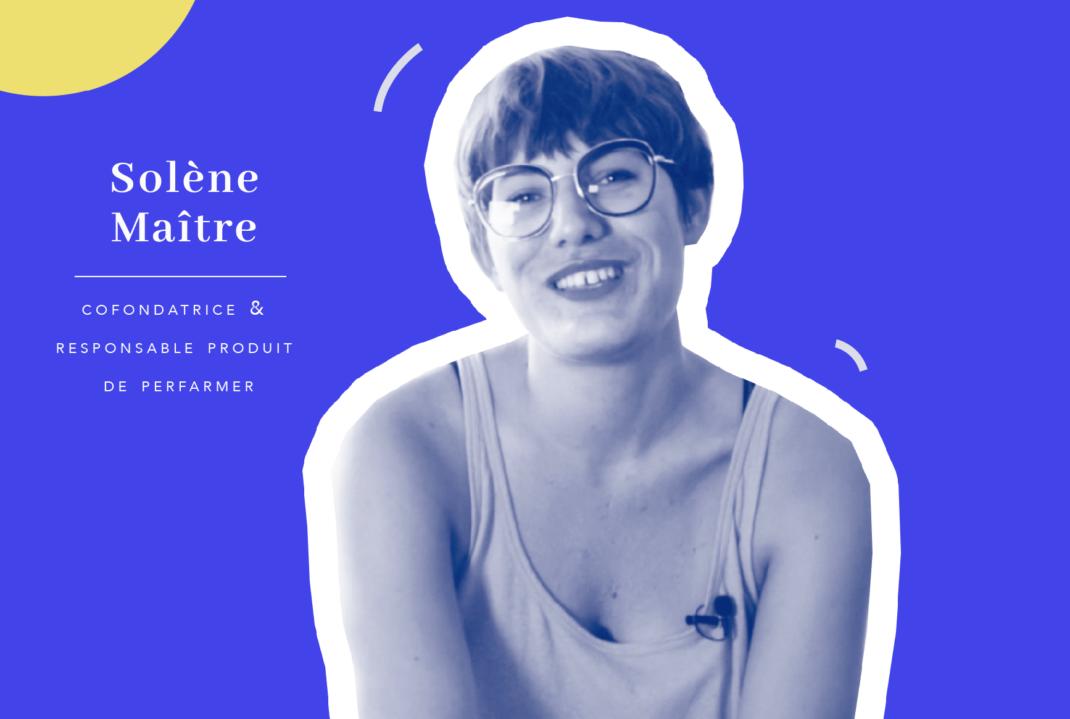 Solène Maître, cofondatrice de Perfarmer