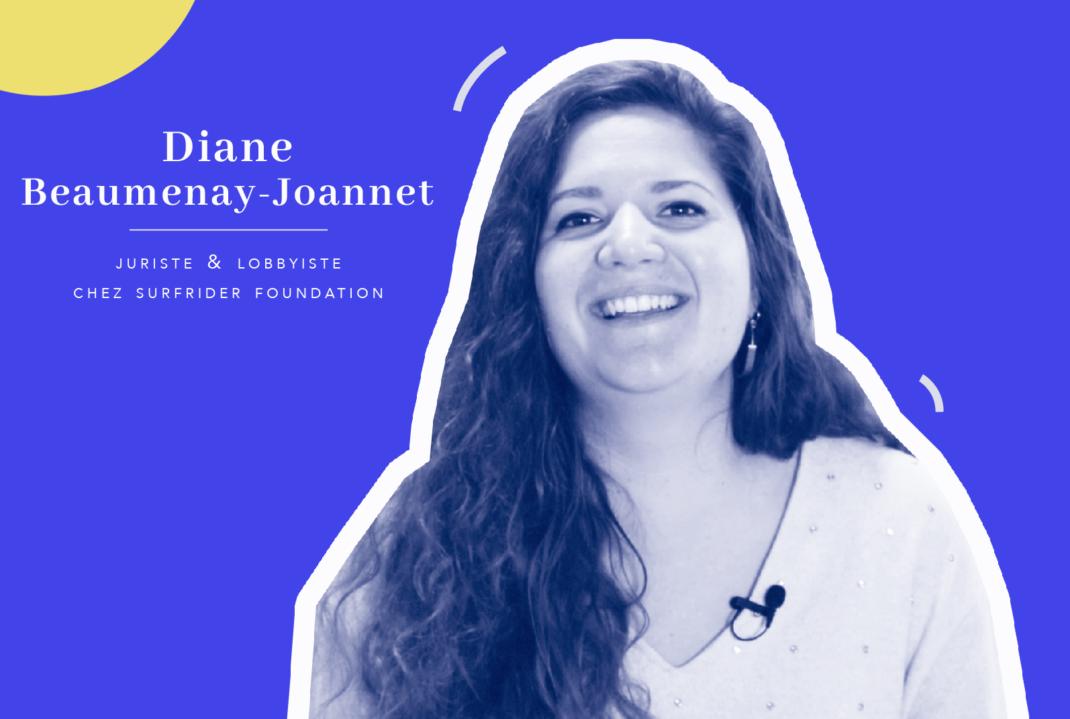 Diane Beaumenay-Joannet de Surfrider Foundation