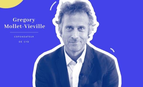 Gregory Mollet-Vieville, cofondateur de CYD