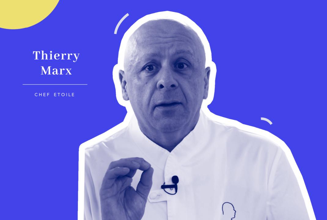 Rencontre avec Thierry Marx