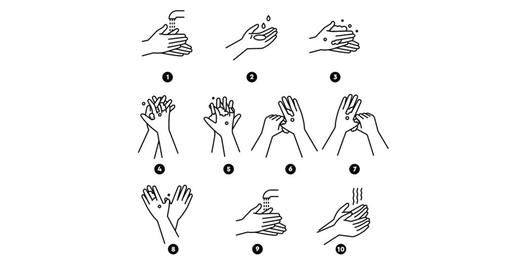 Le guide ultime du lavage de mains