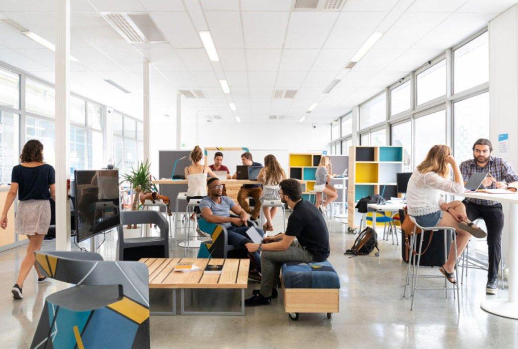 ubee lab espace de travail universite de demain